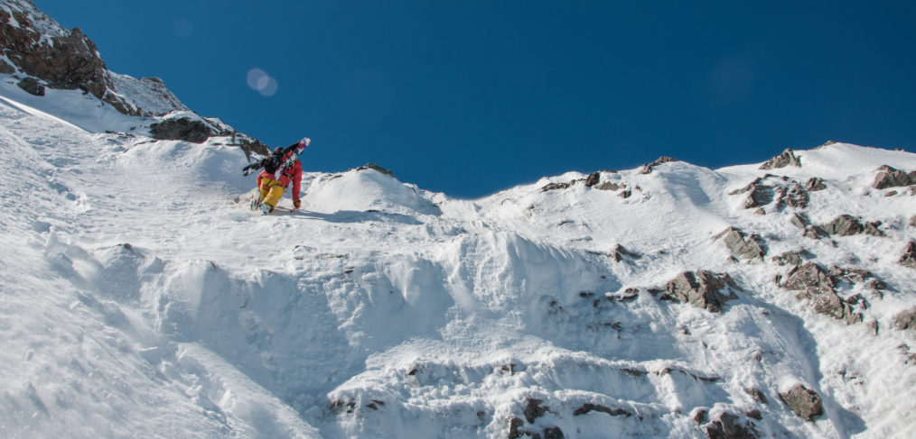 Combeynot, lautaret, esquí de muntanya, skimo, skitour
