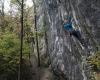 escalade, escalada, balme de Yenne, 7a, climb, photography, rhones-alpes