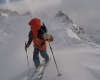 Pic blanc du galibier, skimo, skitour, skitouring, alps, écrins, savoie, ski, esquí de mutanya, esquí de montaña