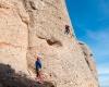 sant benet, montserrat, escalada, climb, climbing, roca, esportiva