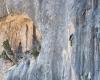 Rodellar, escalada, climb, escalade, rock, climbing, spain, surgencia