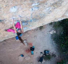 margalef, climbing, escalada, escalade, catalunya, tarragonés, tarragonès, 7c+, aeroplàstica