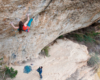 Margalef, Cova Soleiada, 8a, escalada, climbing, climb, ruanolin, Eduardo Ruano Lin, escalade, conglomerat, conglomerado, Tarragona